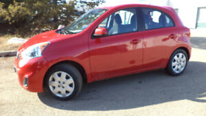 15 MICRA - AUTO - NEW TIRES - A/C - ONLY 60,000KMS!!!