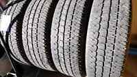 4- LT 265/70/18 Michelin LTX AT 2 M+S tires $250 set of four