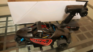 Red cat tryk rc car
