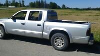 2003 Dodge Dakota Pickup Truck quad cab