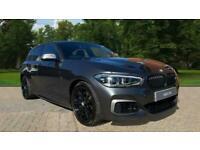 2018 BMW 1 Series M140i Shadow Edition Auto Nav Hatchback Petrol Automatic
