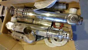Vent kits for water heaters