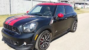 2013 MINI Cooper Countryman John Cooper Works ALL4 Private sale