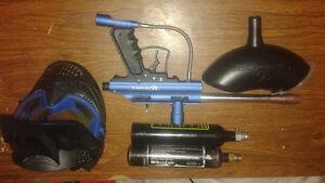 c02 paint ball gun