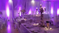 Luxury Wedding Decor Package special $1500