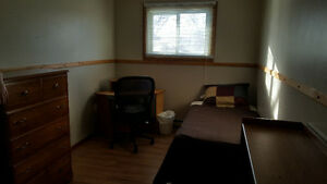 Two rooms available in safe cozy home