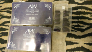 Assorted nail supplies (SOLD PENDING PICK UP)