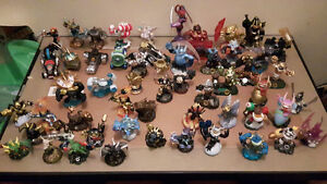 Skylander Characters (hard to find) - $8.00