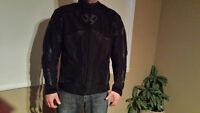 Manteau de moto pour homme grandeur Large (33)