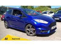 2015 Ford Fiesta 1.6 EcoBoost ST-3 3dr Manual Petrol Hatchback