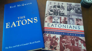 The Eatons, Rod McQueen / Eatonians, Patricia Phenix Kitchener / Waterloo Kitchener Area image 1
