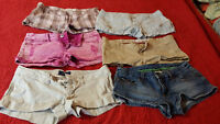 shorts...sizes 6/7/medium