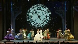 Cinderella Musical - Front Row - Wed. Oct. 26