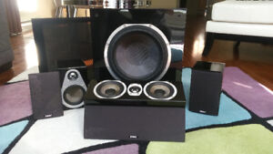Energy Veritas V-Mini Bookshelf & Center PLUS ESW-V10 Subwoofer