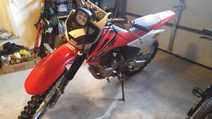 Honda Crf 230cc 2004 in excellent condition