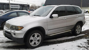 2006 BMW X5 4.4i~CLEAN HISTORY~With SAFETY~GET FINANCING