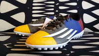 Souliers Soccer Turk ADIDAS F5 TF (MESSI) - Never worn