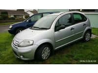 Citroen C3 1.4i Desire. One lady owner from new. Sold with new MOT