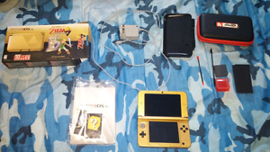 Gold Limited Edition 3DS XL