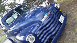 1952 Chevy 1300 4x4 Pick Up