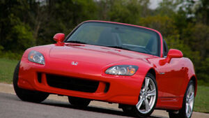 Looking for a Honda S2000!