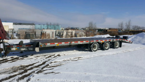Trail king 27 ton trailer