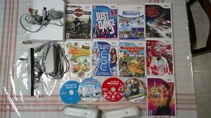 Nintendo Wii with 13-Games for sale Kitchener / Waterloo Kitchener Area image 2