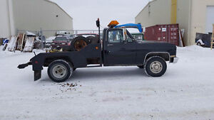 1987 3500 Chevrolet Tow Truck