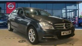 image for 2012 Mercedes-Benz C-CLASS C180 BlueEFFICIENCY Executive SE 4dr Auto Petrol Salo