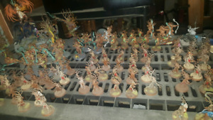 warhammer 40k and fantasy/Aos for sale