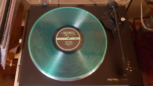 Rotel RP830 Turntable