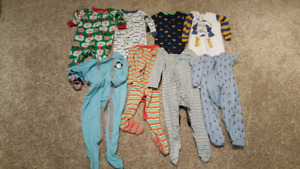 Boys lot of clothes 12-18 months - 48 items for $50