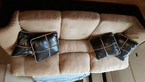 Couch from smoke free home