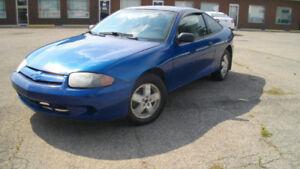 2005 Chevy Cavalier 4cyl 5spd Manual Safety/warranty