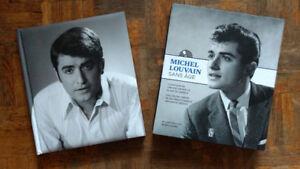 Michel Louvain : sans âge Coffret Livre