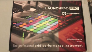 Novation Launchpad Pro for Ableton