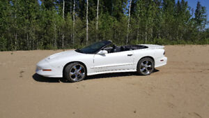 for sale my 1997 trans am formula convertible