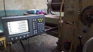 """(USED) HORIZONTAL BORING / TOS W100A / 3.93"""""""