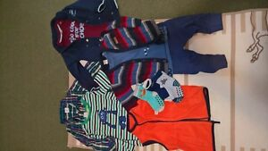 boys brand name clothes. 3-9 months