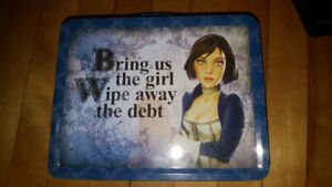 Bioshock Collectors Lunch Box Tin