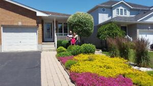 Gorgeous 4 level split 3 BR/ 2 bath for rent from October