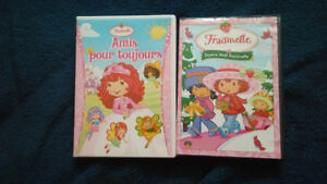 DVD de Fraisinette
