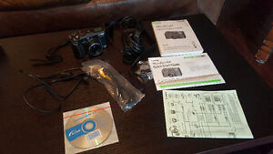 Canon Power Shot G5 Mint. Used 3 times