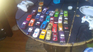 Hot wheels muscle cars