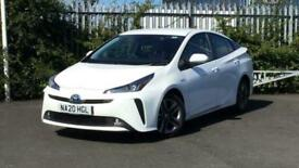 2020 Toyota Prius 1.8 Hybrid Business Edition Plus 5-Dr Auto Hatchback Petrol/El