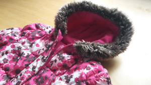 WINTER JACKET FOR 2years old girl