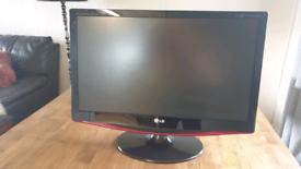 PC LG Flatron Monitor, tv Full HD 1080p