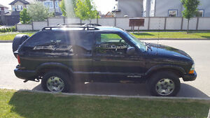 2005 Chevrolet Blazer LS Base SUV, Crossover
