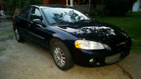 2003 Chrysler Sebring LXi Sedan - Needs work $600 OBO