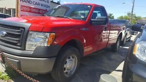 2014 Ford F-150 Pickup Truck only 51000 kl